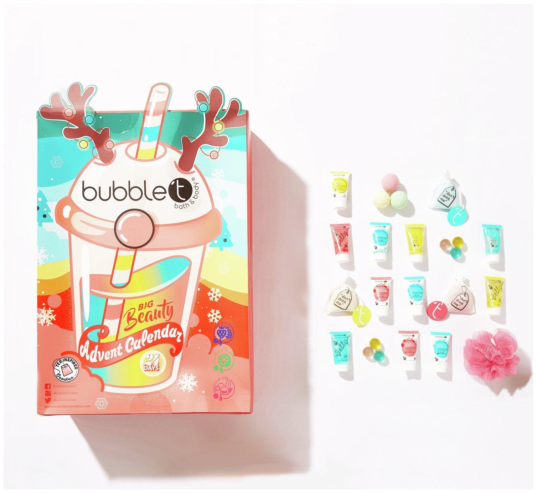 Bubble T Big Beauty Bath and Shower Advent Calendar