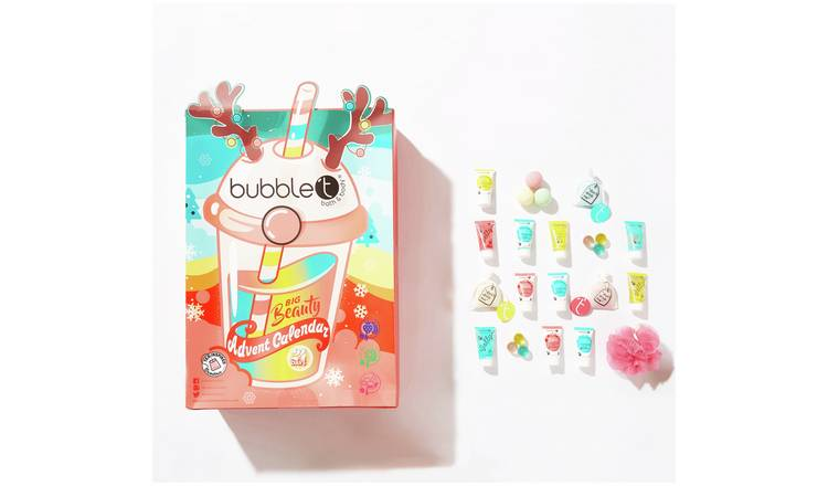 Bubble T Big Beauty Bath and Shower Advent Calendar