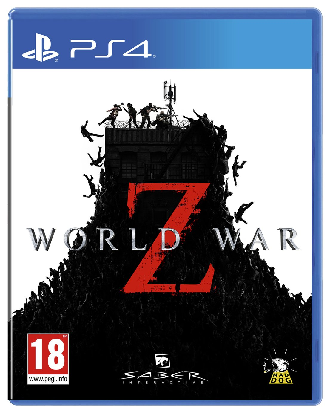 World War Z PS4 Game