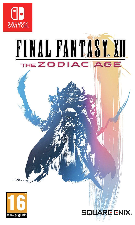 Final Fantasy XII The Zodiac Age Nintendo Switch Game