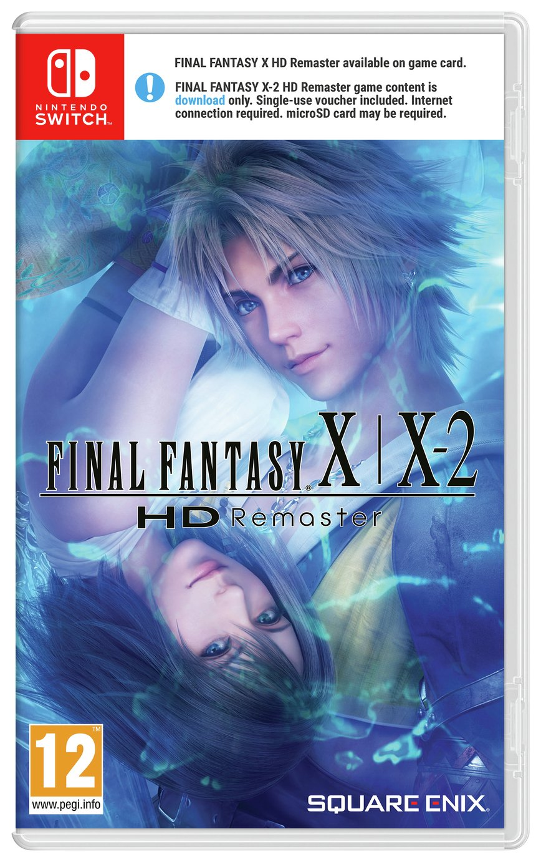 Final Fantasy X/X-2 HD Remastered Nintendo Switch Game