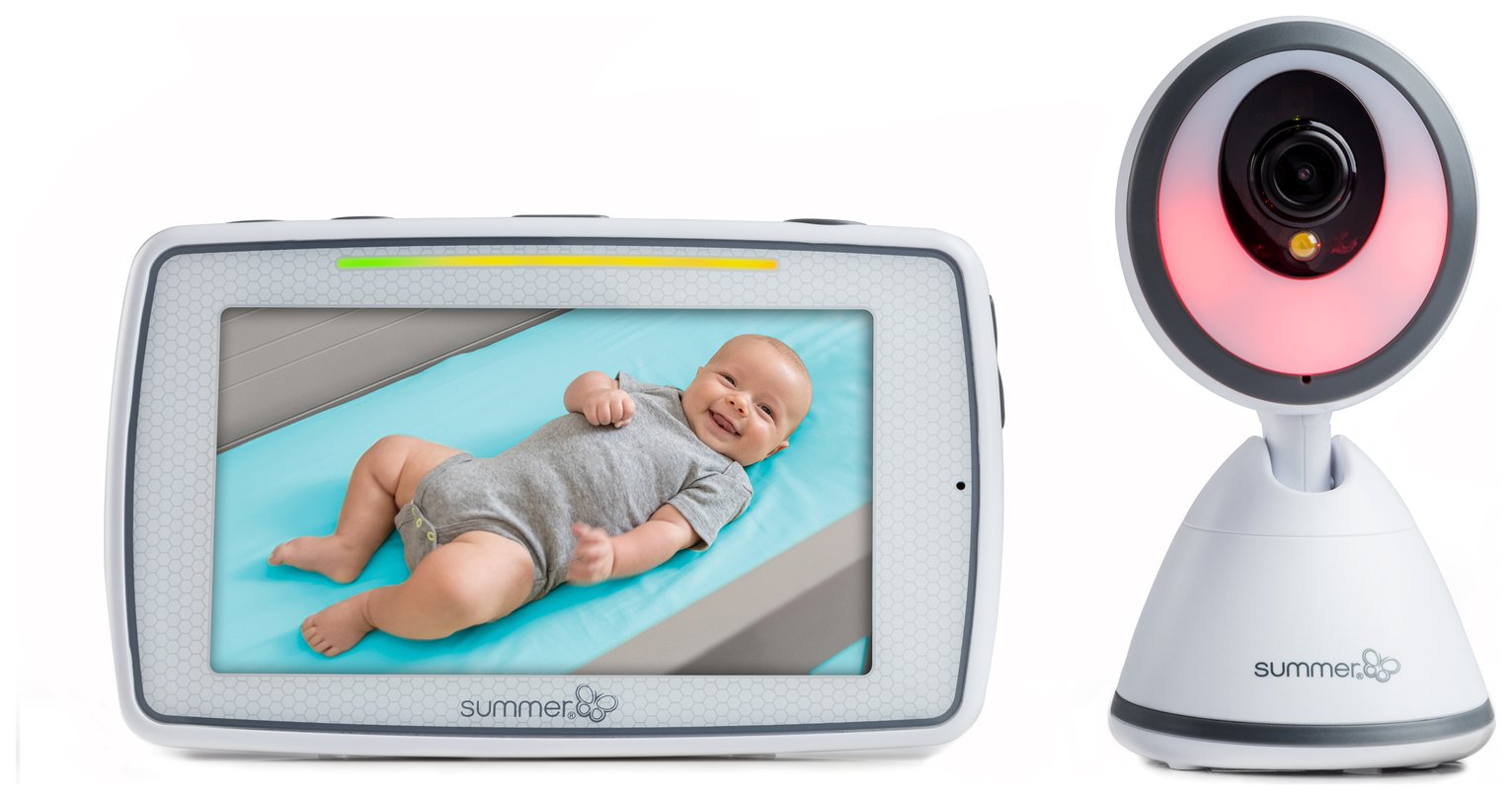 Summer Infant Baby Pixel Video Baby Monitor