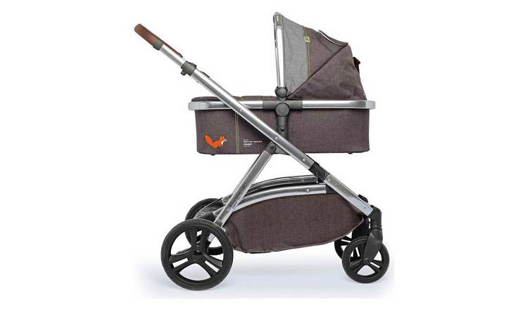 Cosatto Wow XL Pushchair & Carrycot - Mister Fox