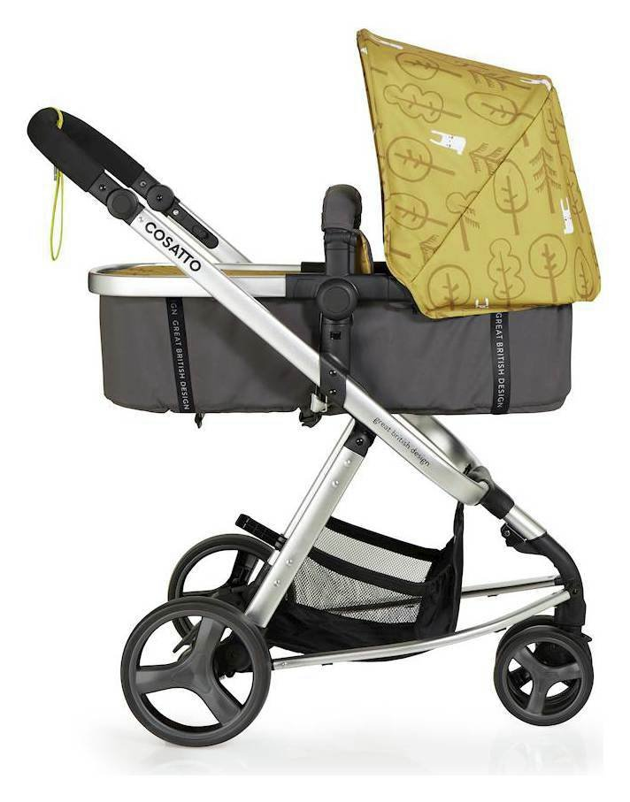 Cosatto Giggle Mix Pram & Pushchair - Hop to It