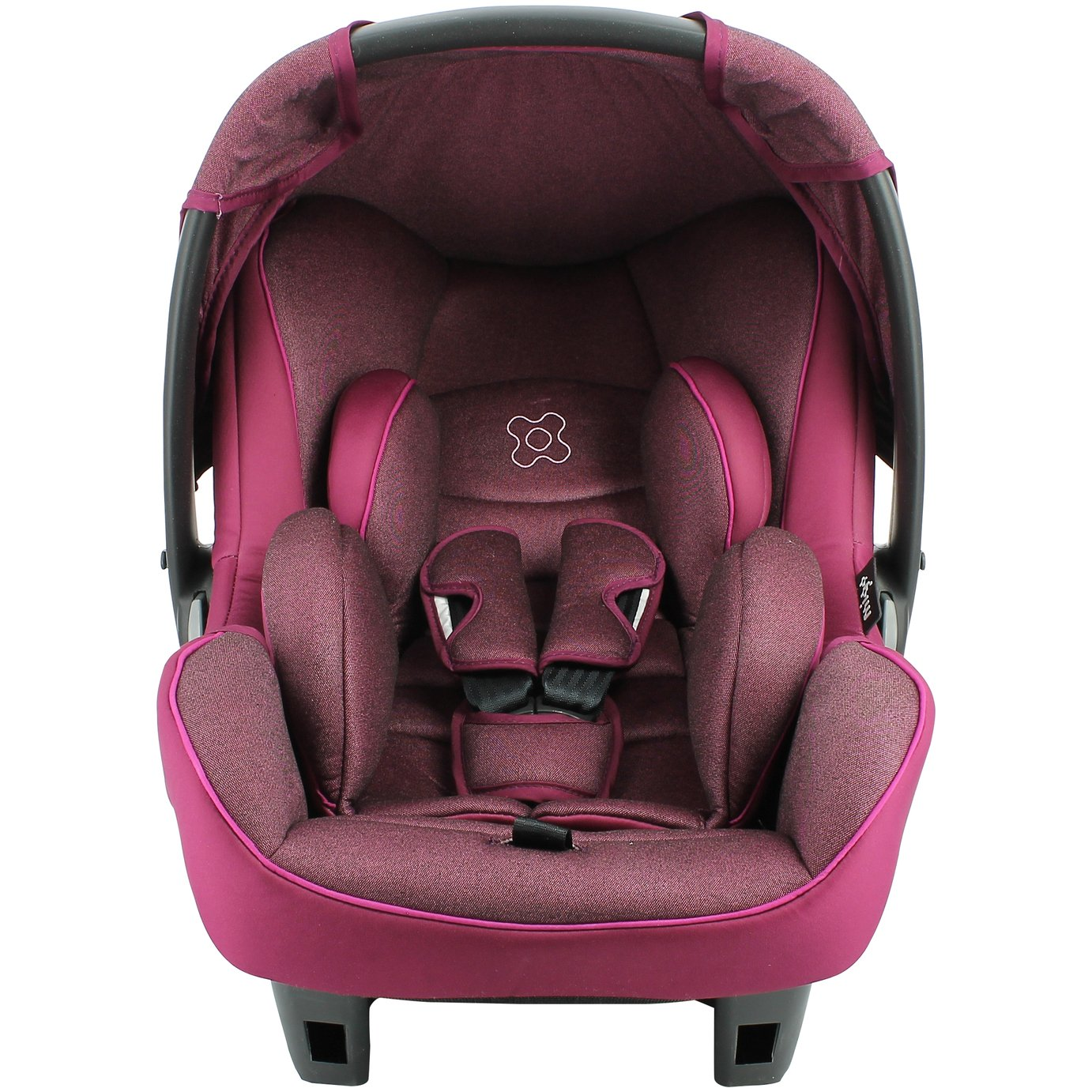 Migo Beone SP Platinum Group 0+ Baby Car Seat - Plum