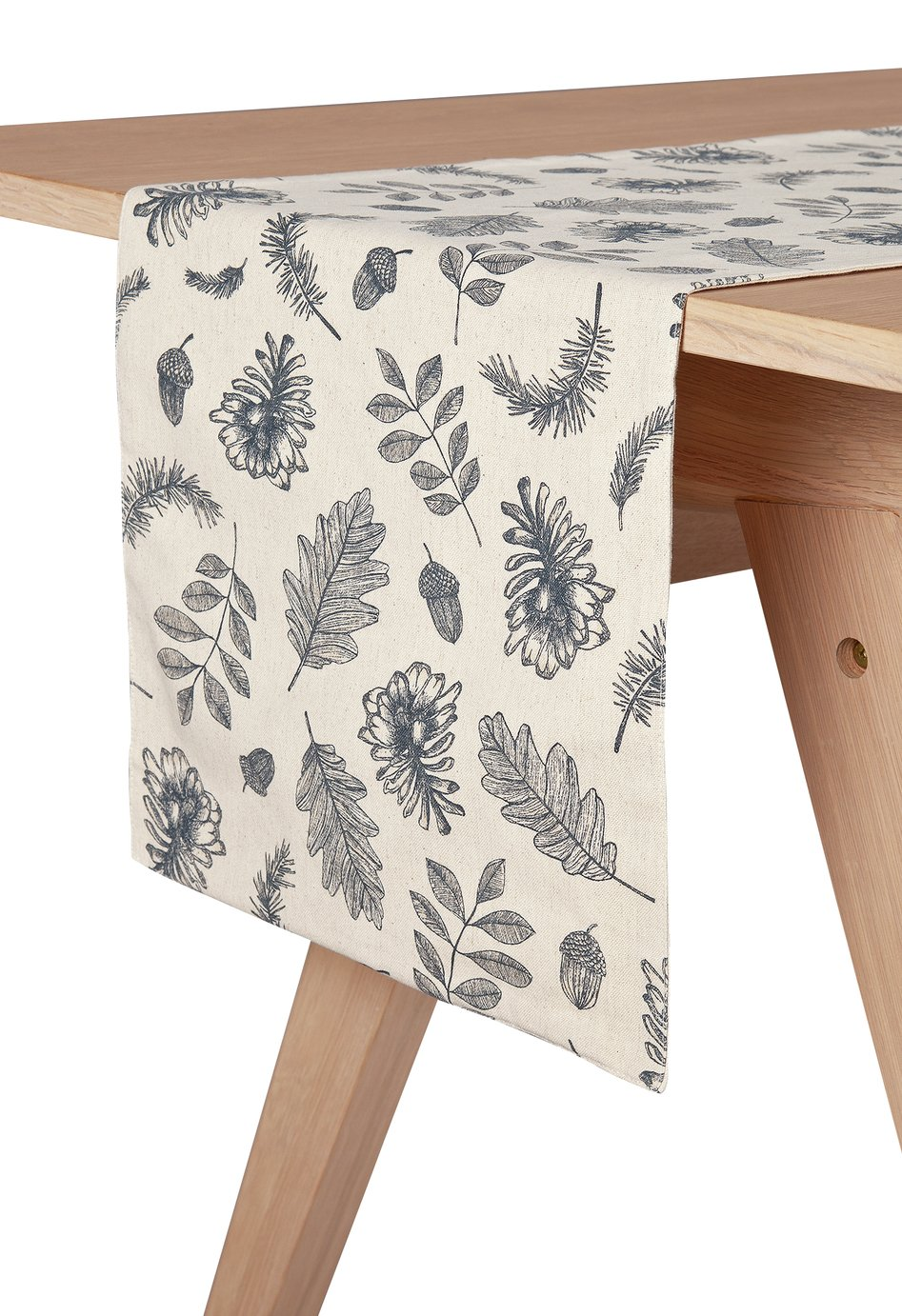 Argos Home Winters Cabin Natural Table Runner