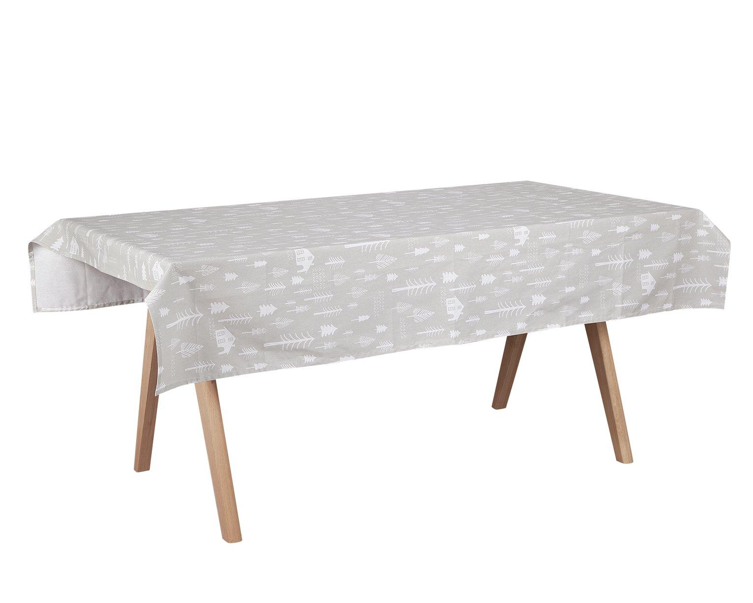 Argos Home Noir Wipe Clean Table Cloth