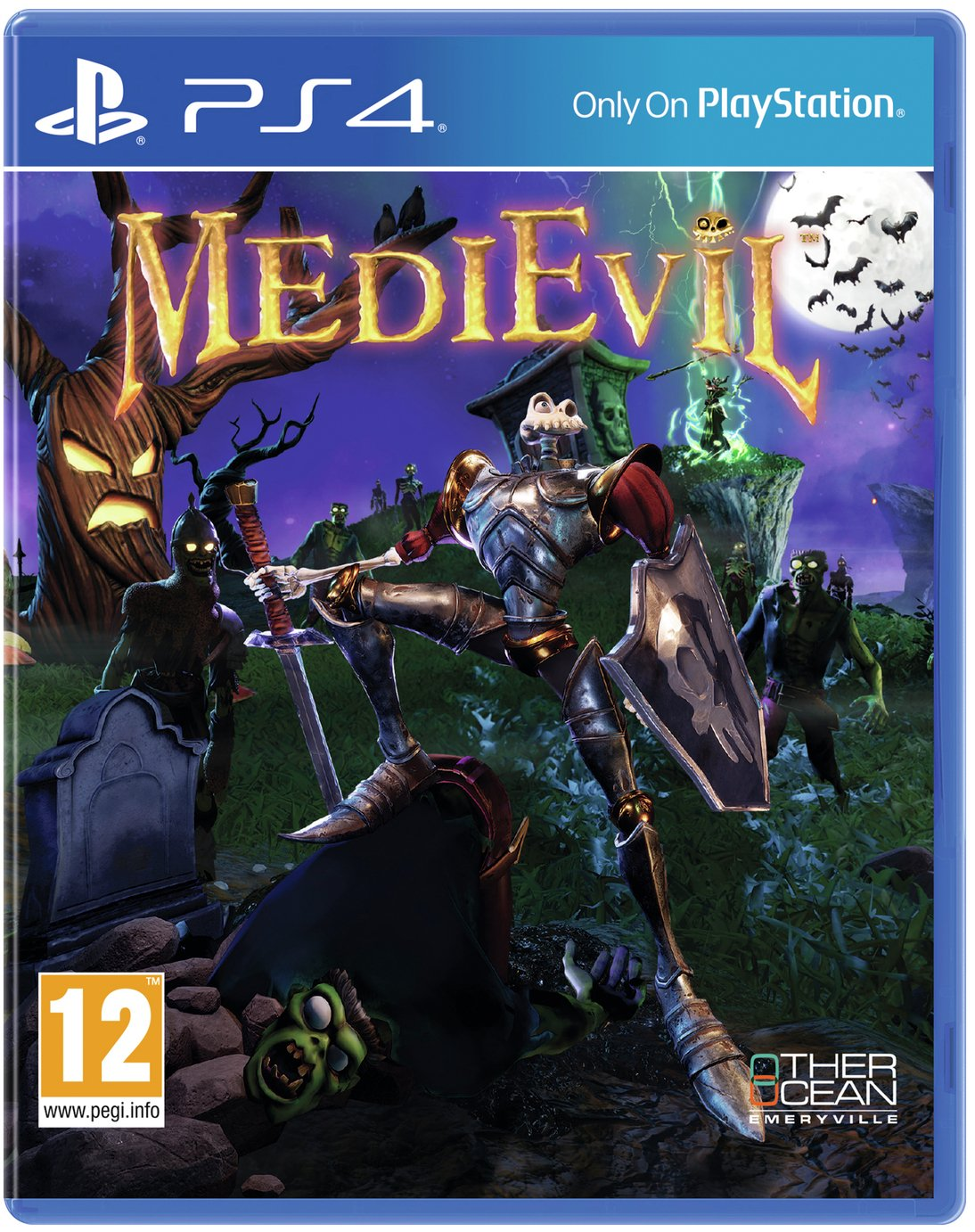 MediEvil PS4 Pre-Order Game