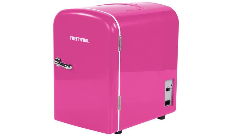 Buy 4 Litre Pink Beauty Fridge Mini Fridges Argos