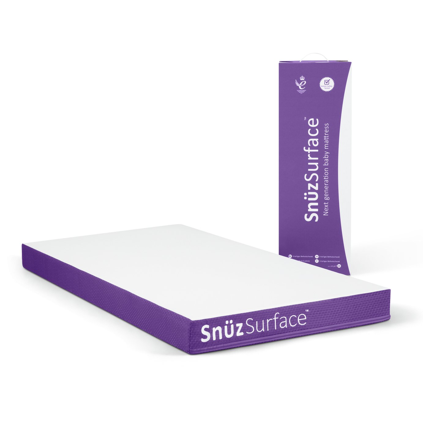 SnuzSurface Cot Bed Mattress 70 x 140cm