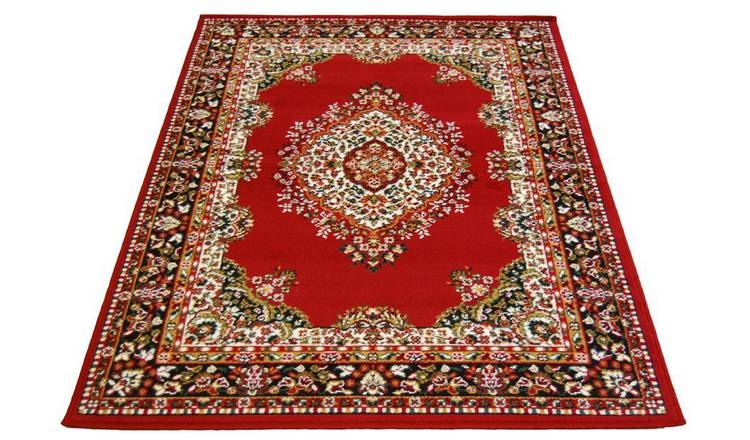 Maestro Traditional Rug - Red - 200 x 290cm.