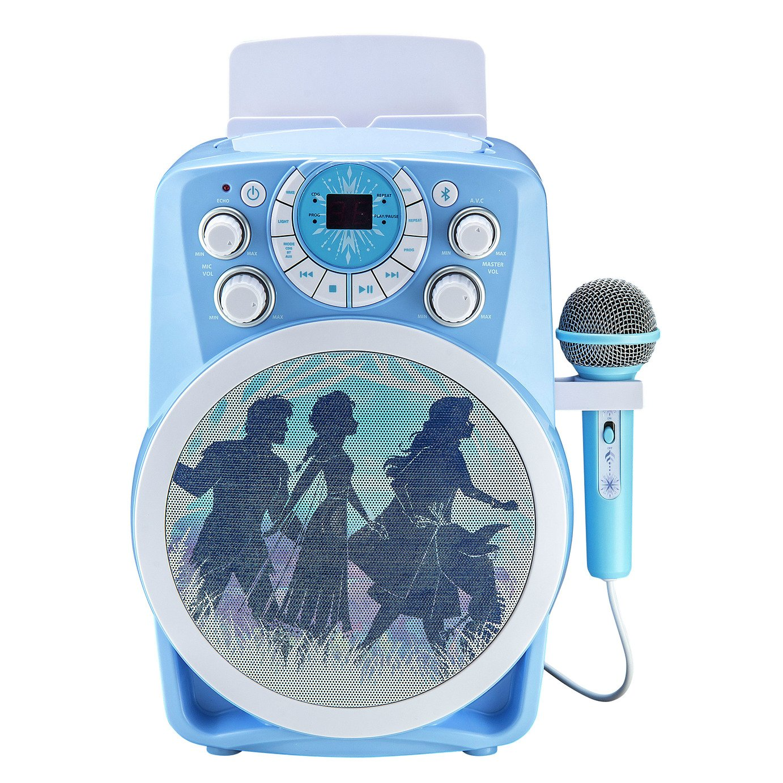 Disney Frozen 2 Large Karaoke Machine