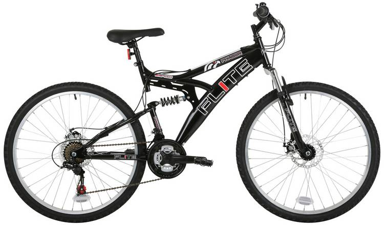 Mountain Bike for Versatility and Comfort
