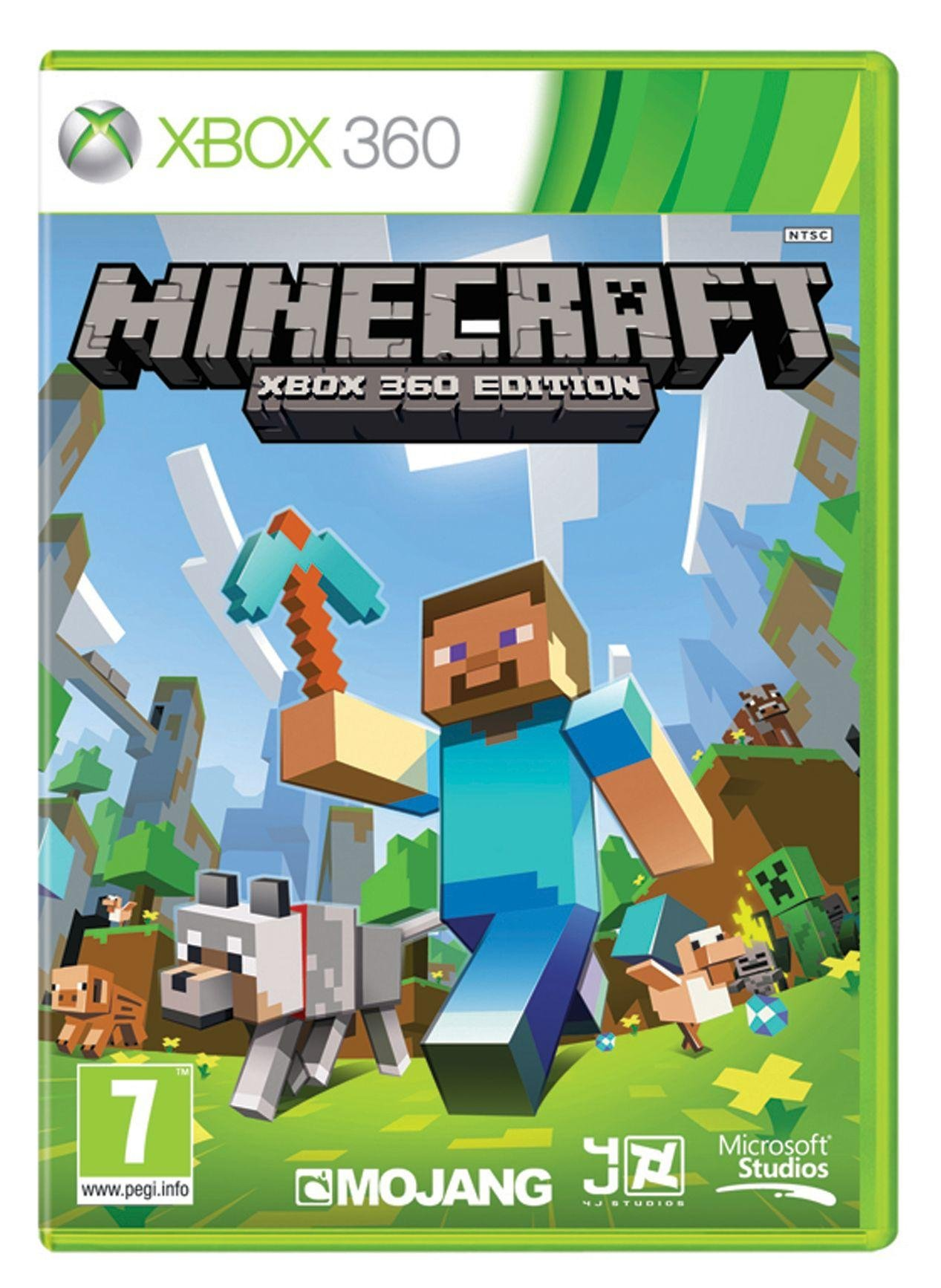 Image of Minecraft - Xbox - 360 Game.