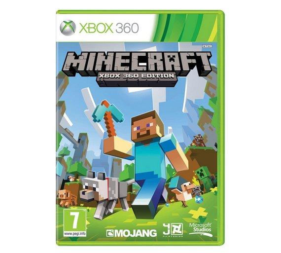 Buy Minecraft Xbox Game Xbox Games Argos - Ps4 spiele minecraft amazon