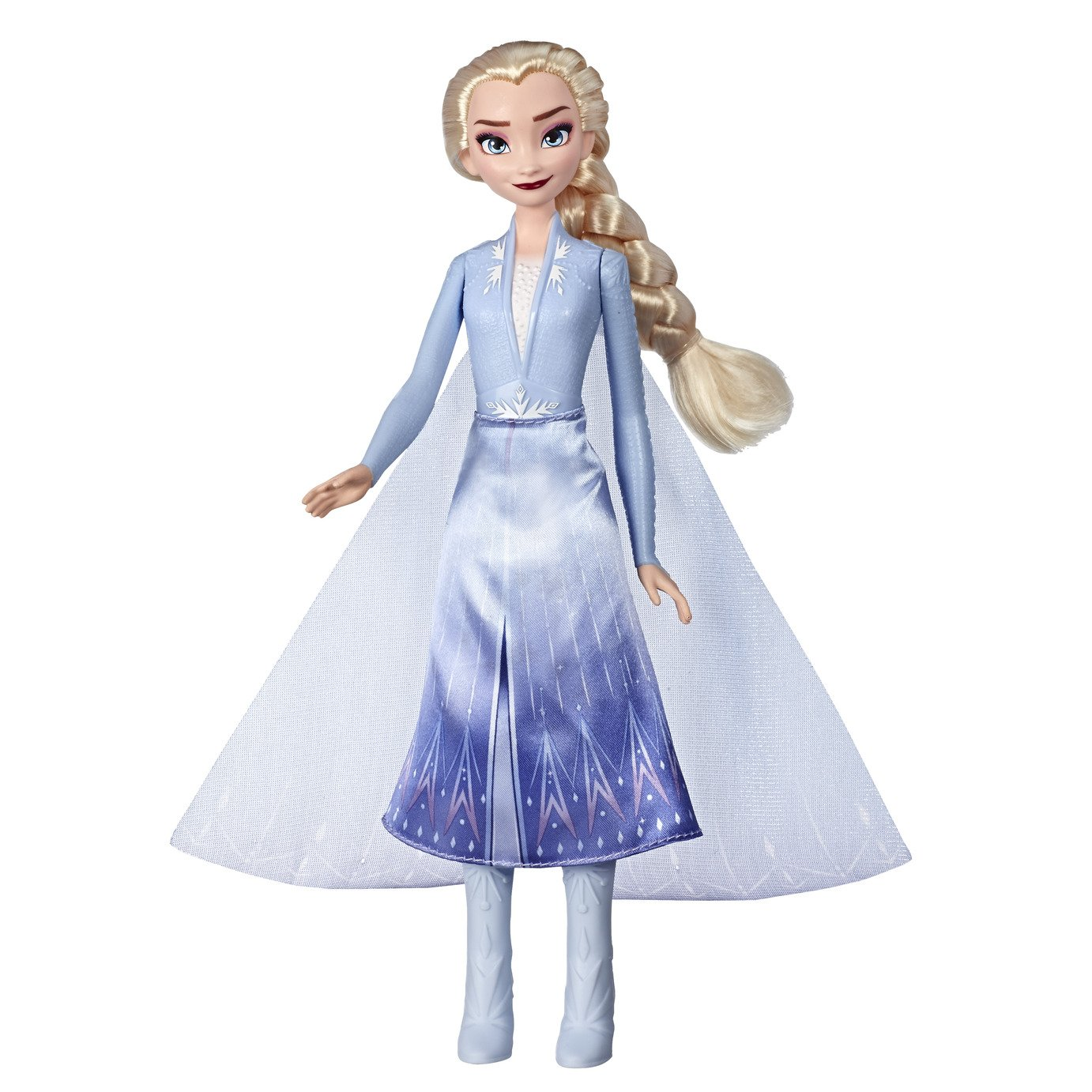 Disney Frozen 2 Elsa Magical Swirling Adventure Fashion Doll