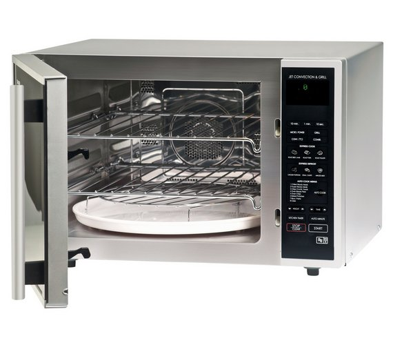 buy sharp 900w combination microwave r959slmaa silver at. Black Bedroom Furniture Sets. Home Design Ideas