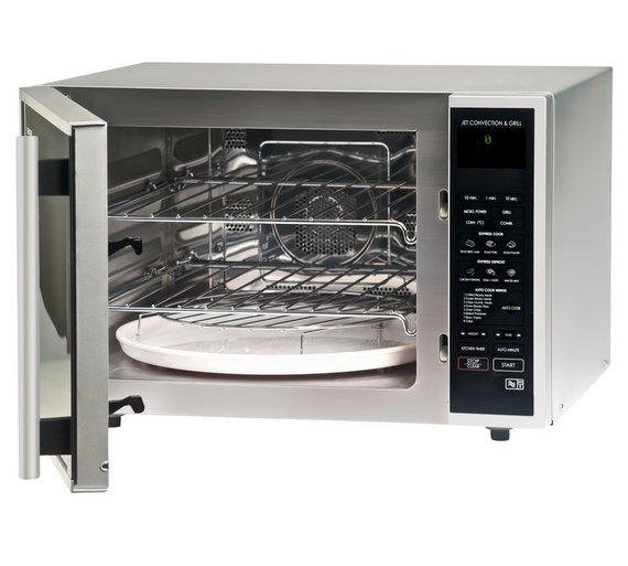 Buy Sharp R959slmaa Combination Microwave Silver At