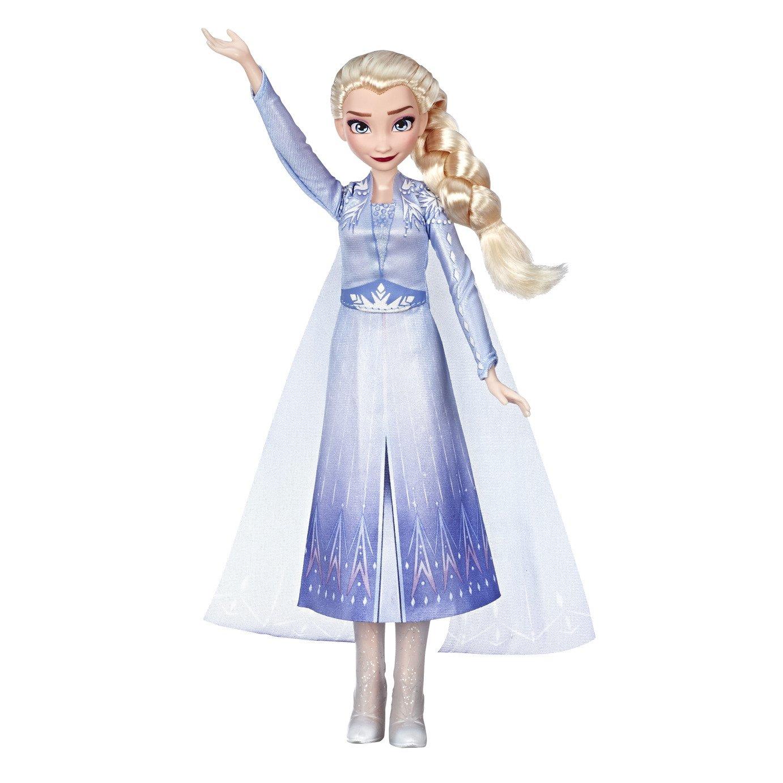 Disney Frozen 2 Singing Elsa Fashion Doll with Music