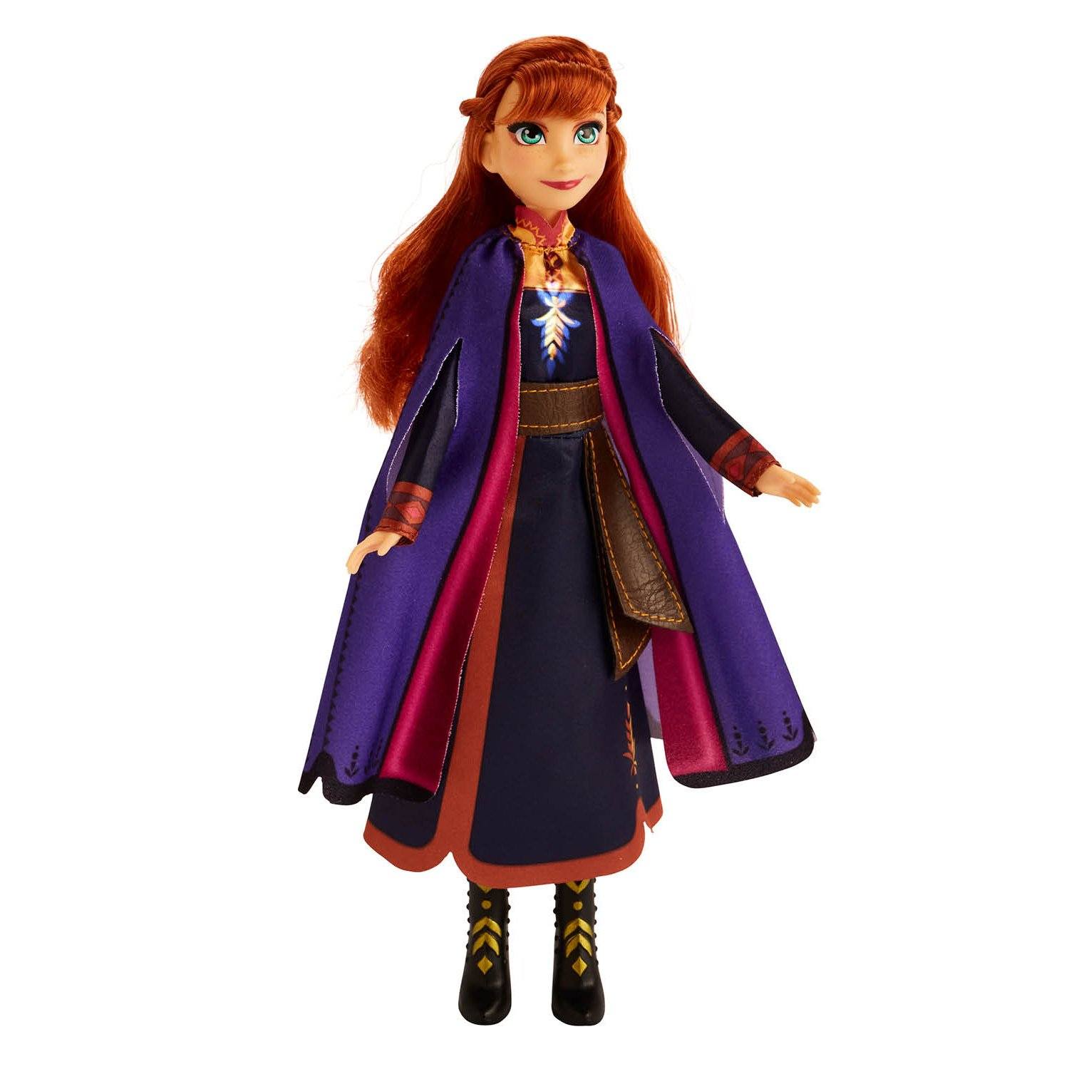 Disney Frozen 2 Singing Anna Fashion Doll with Music