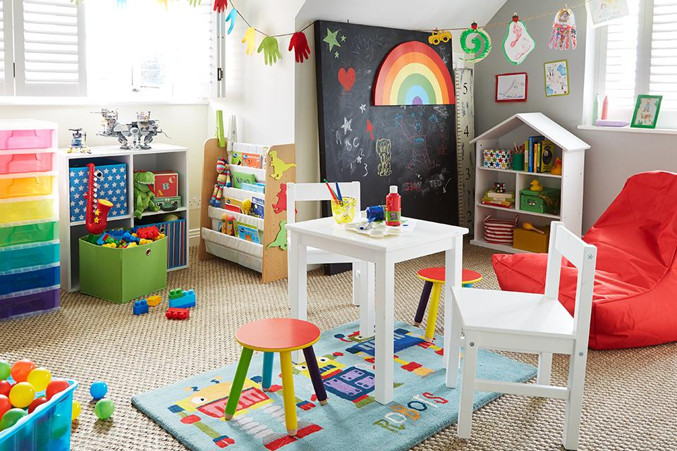 Playroom ideas.