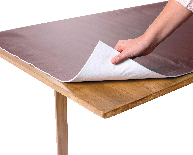 buy home felt table protector - 105 x 150cm | table cloths