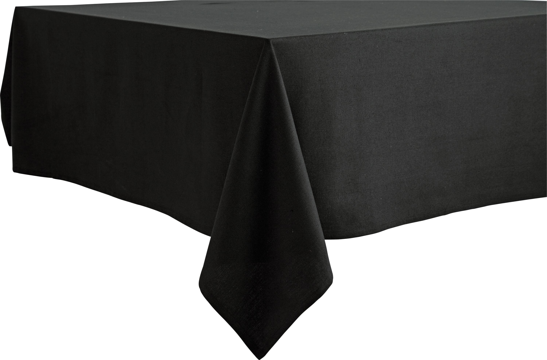 HOME Black Table Cloth Part 9
