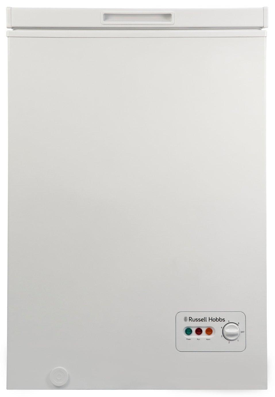 Russell Hobbs RHCF103 Chest Freezer - White