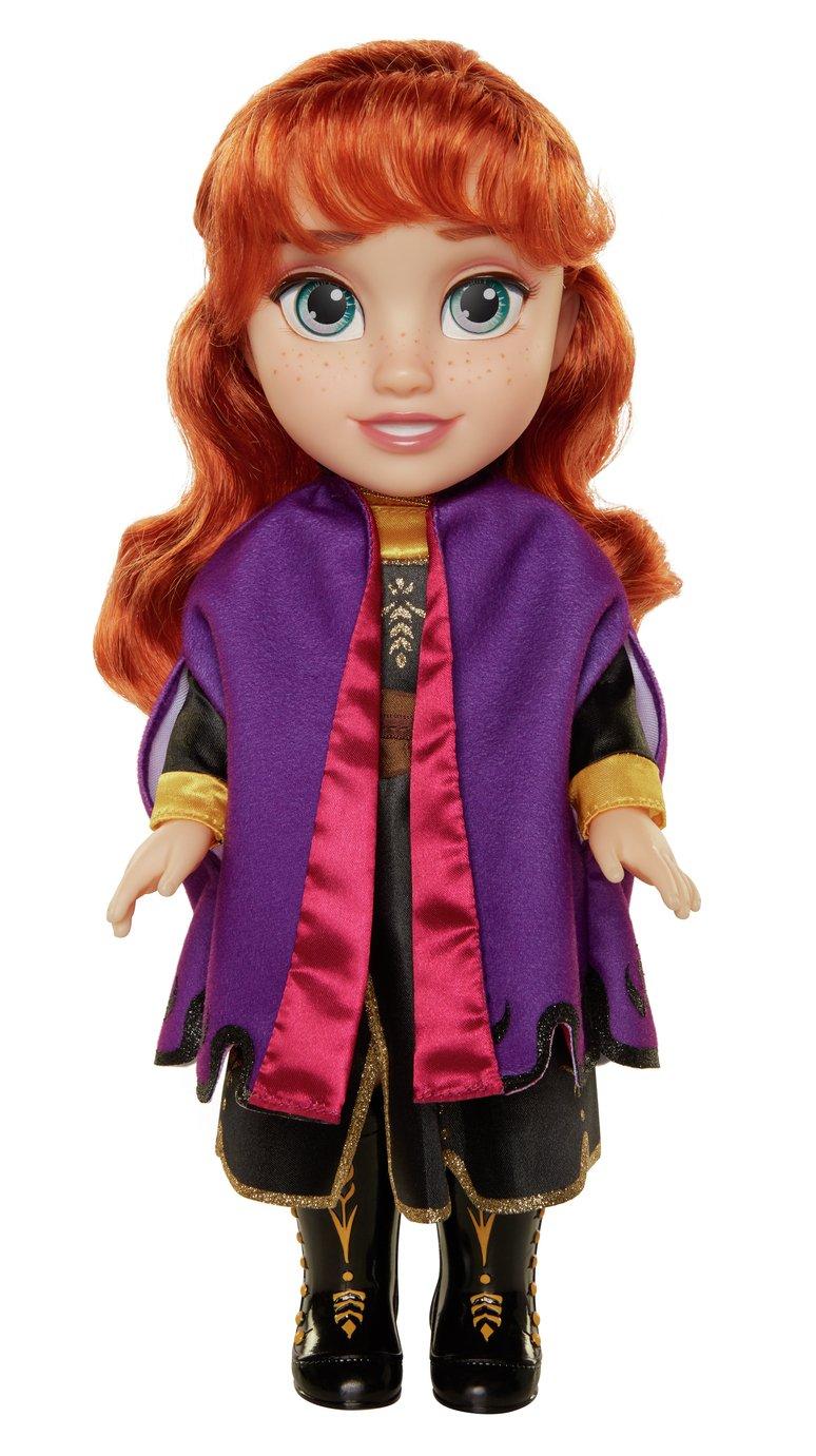 Disney Frozen 2 Travel Doll - Anna