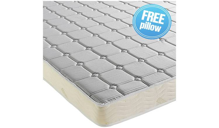 Dormeo Comfort Memory Foam Single Mattress