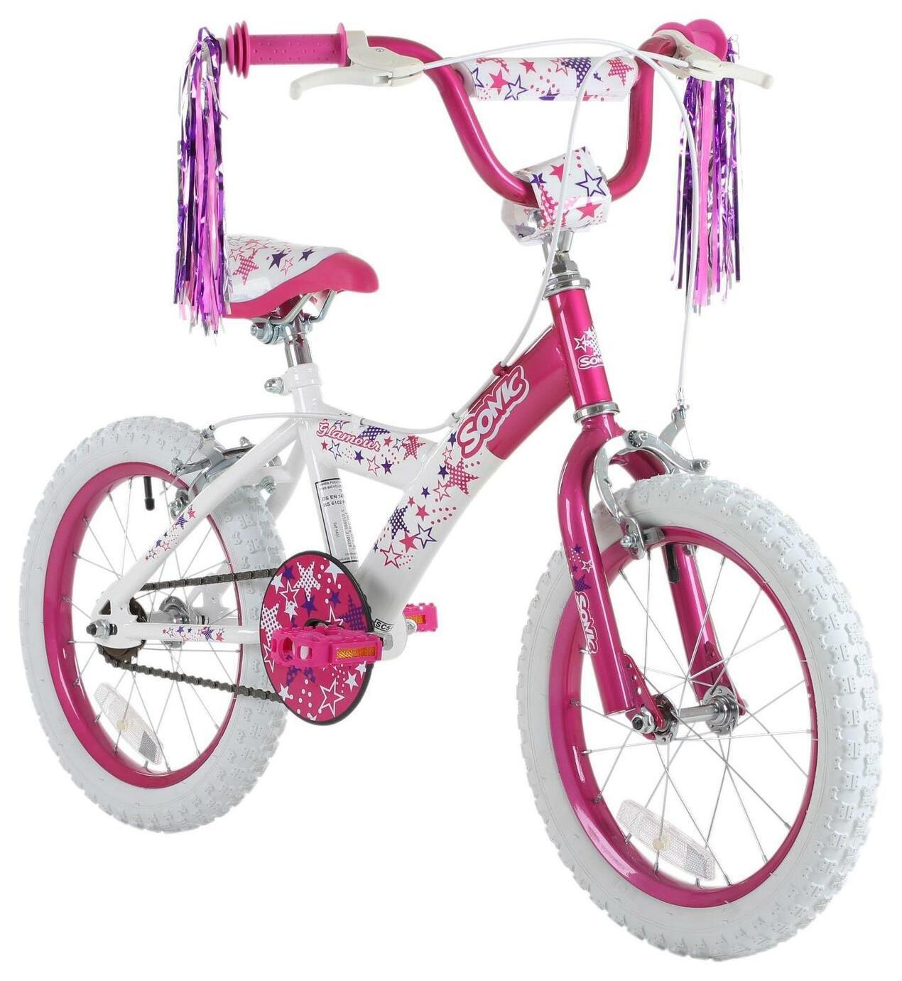 Sonic Glamour 16 Inch Kids Bike