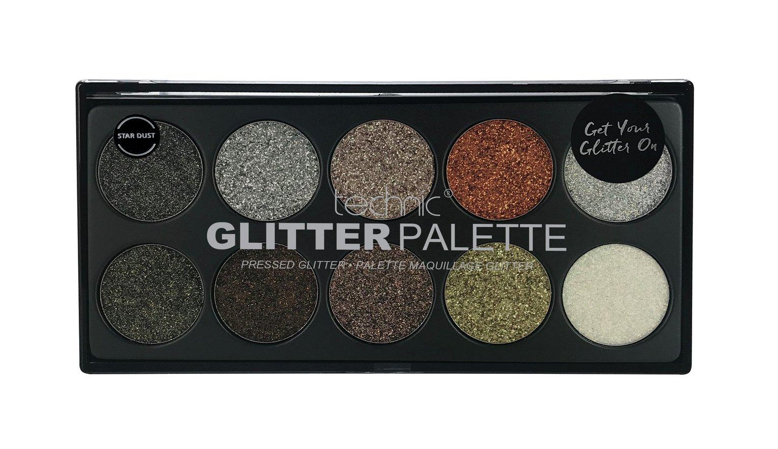 Technic Star Dust Glitter Palette