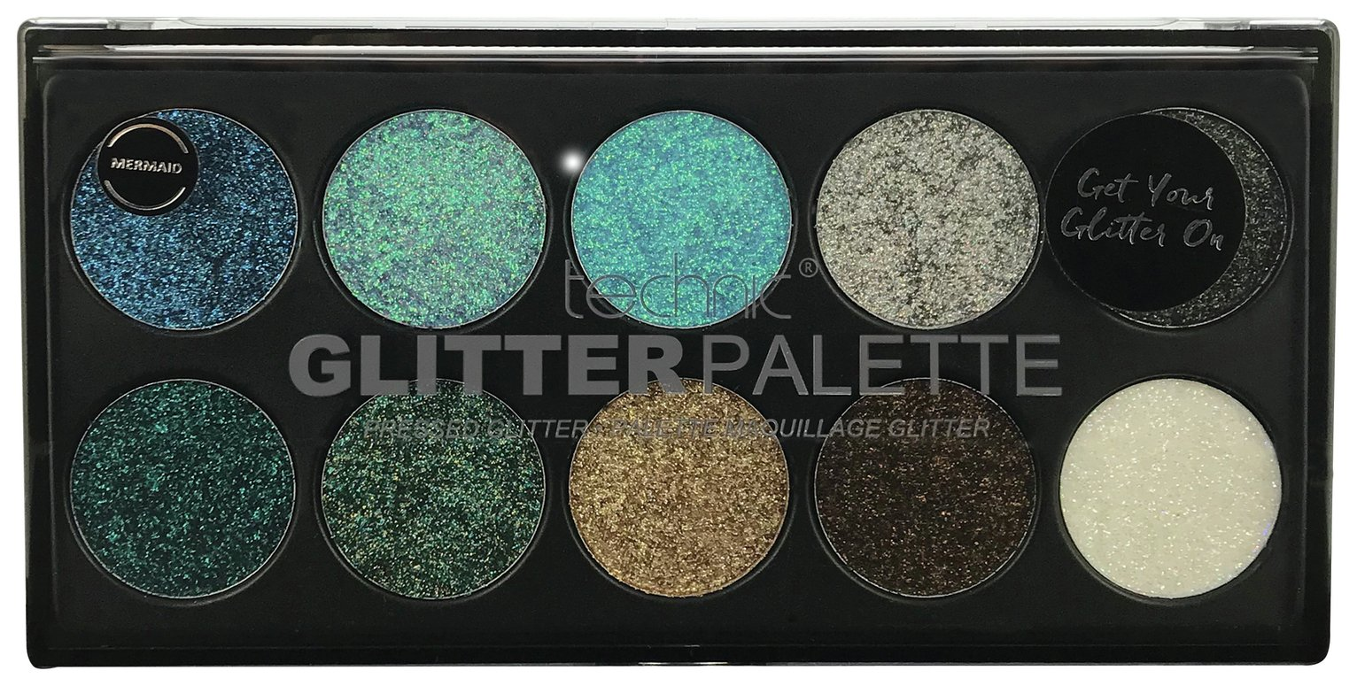 Technic Mermaid Glitter Palette