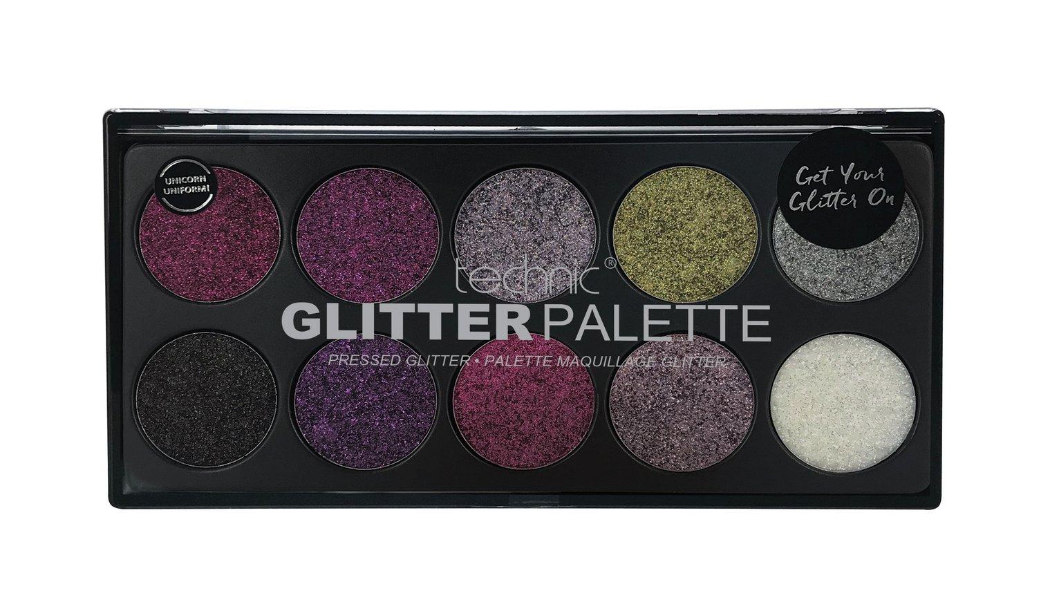 Technic Unicorn Glitter Palette