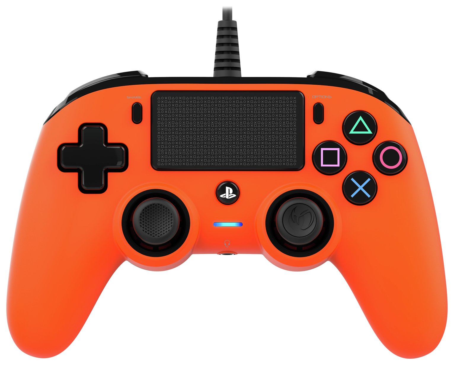 Nacon PS4 Compact Controller - Orange