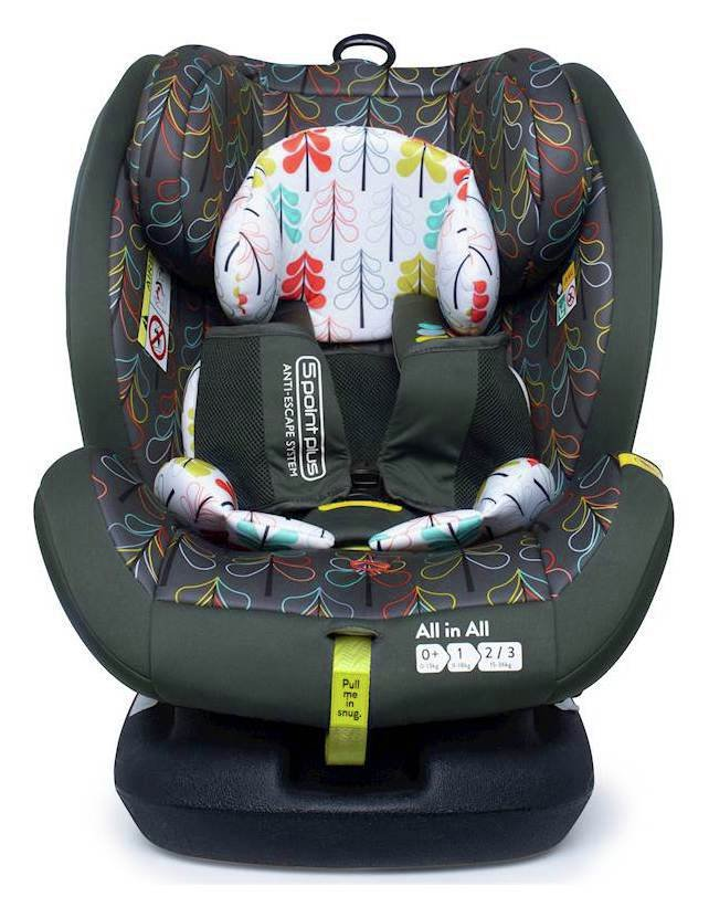 Cosatto All in All Group 0+/1/2/3 Car Seat - Nordik
