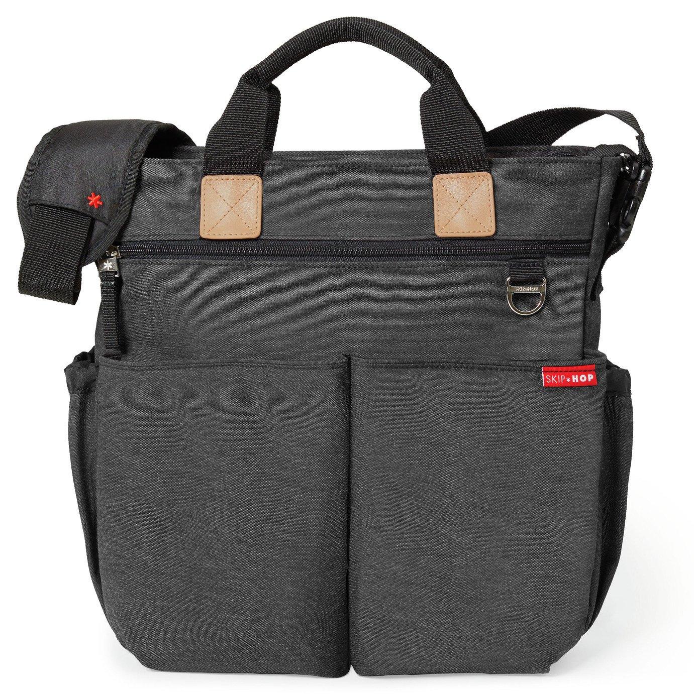 Skip Hop Duo Signature Changing Bag - Soft Slate