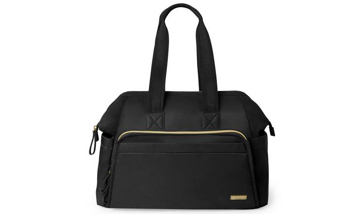 Skip Hop Main Frame Satchel Changing Bag - Black