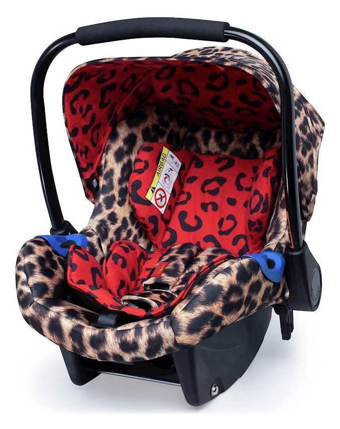 Cosatto Hear Us Roar Port Group 0+ Car Seat - Multicoloured