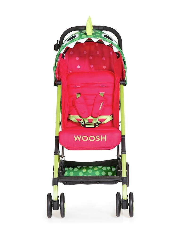 Cosatto Woosh Dino Mighty Stroller - Multicoloured