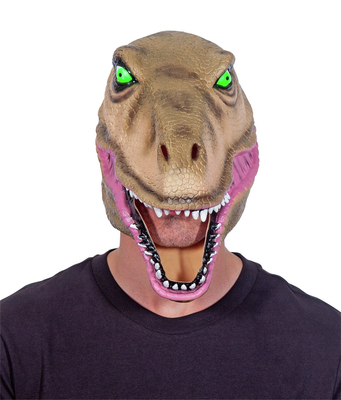 Halloween Dinosaur Head Mask