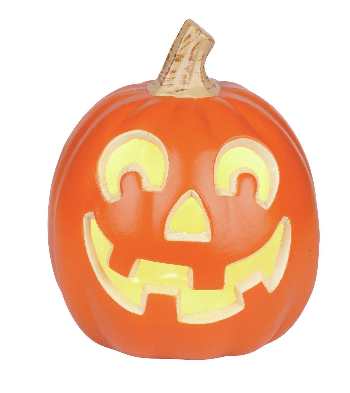 Argos Home Halloween Medium Light Up Pumpkin