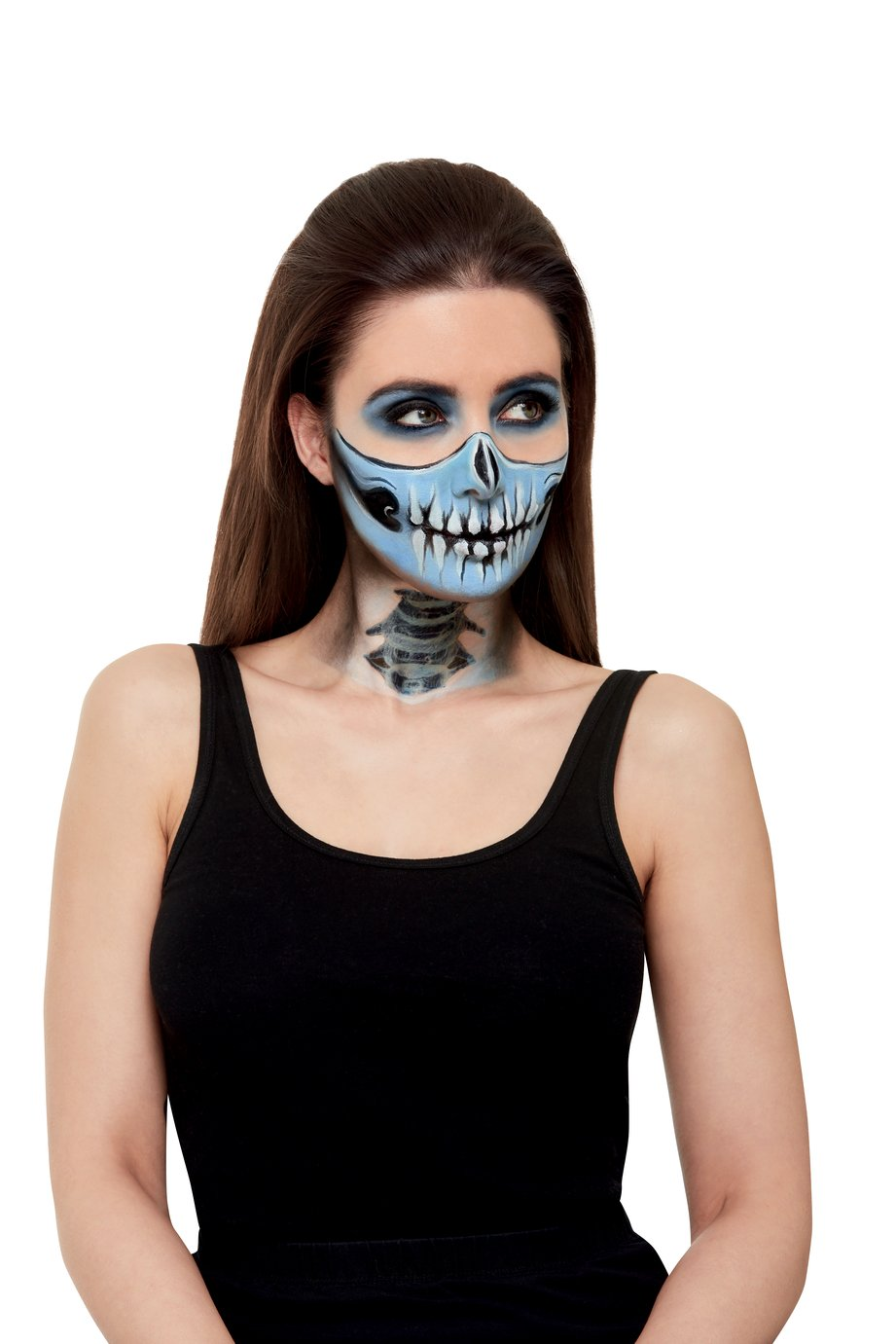 Illusions Halloween Glow Skull Set