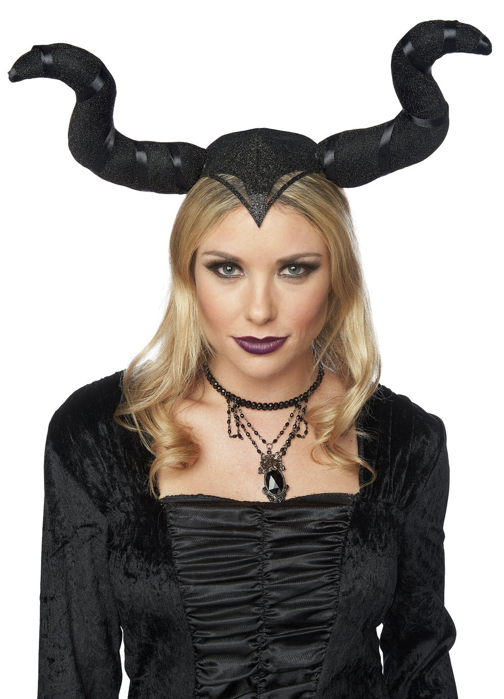 Halloween Evil Queen Headband