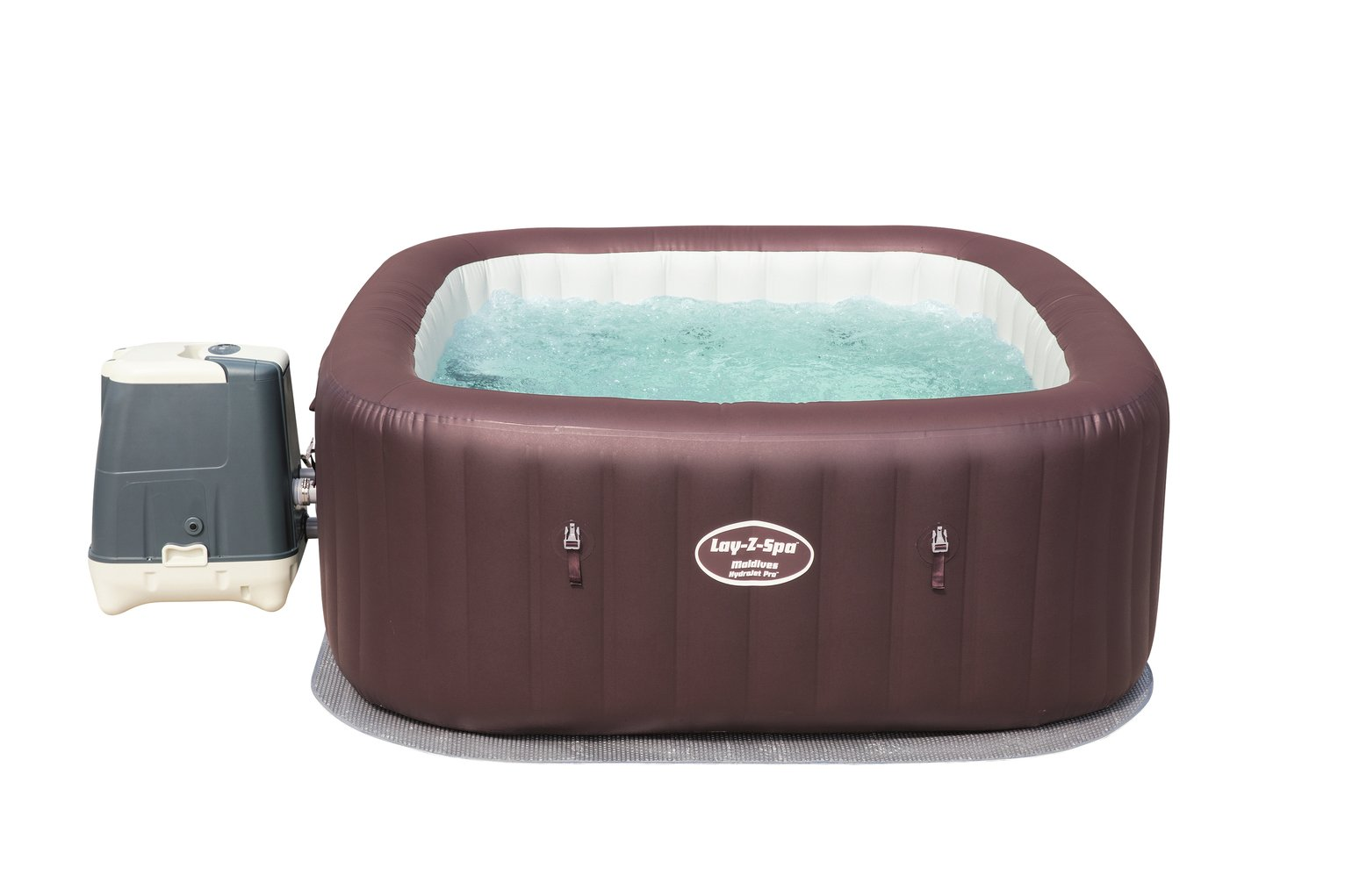 Lay-Z-Spa Maldives 5-7 Person HydroJet Pro Hot Tub