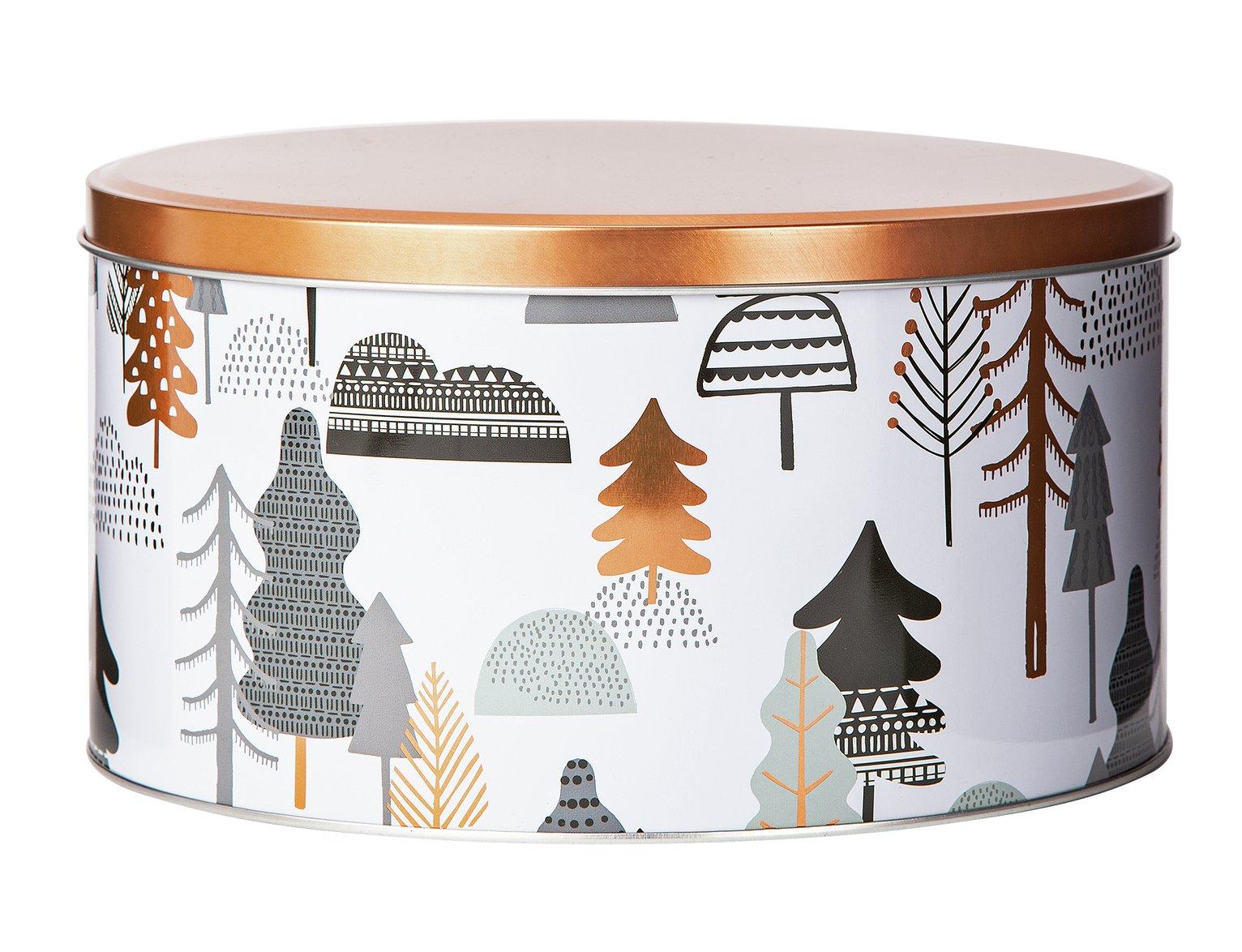 Argos Home Noir Cake Tin
