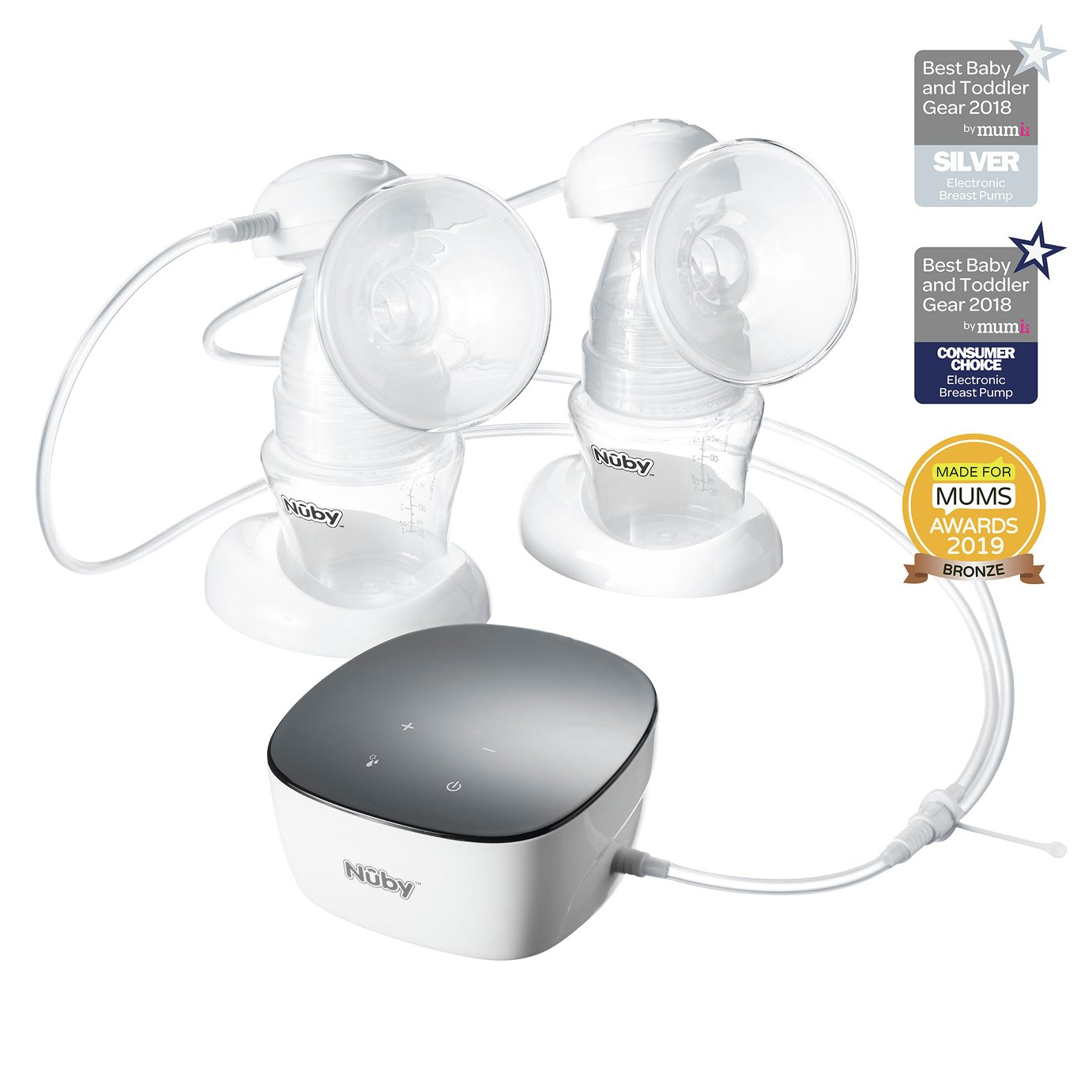 Nuby Ultimate Double Breast Pump