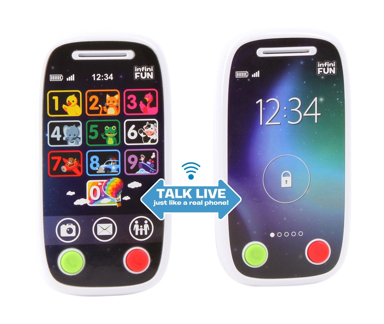Infinifun Walkie Talkie Phone