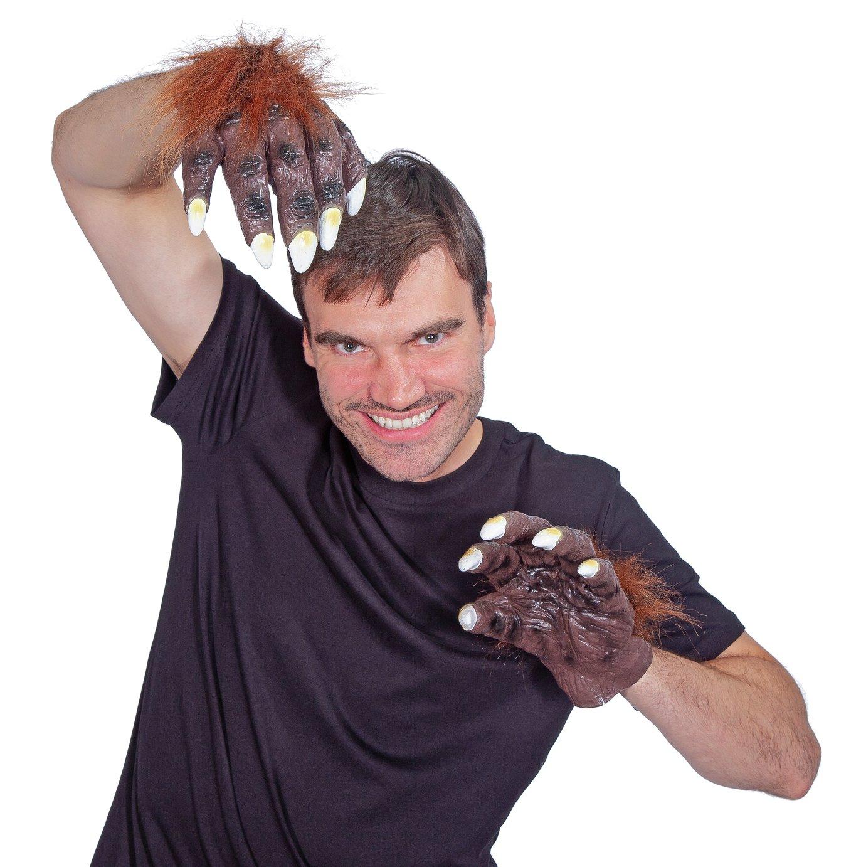 Halloween Werewolf Hands