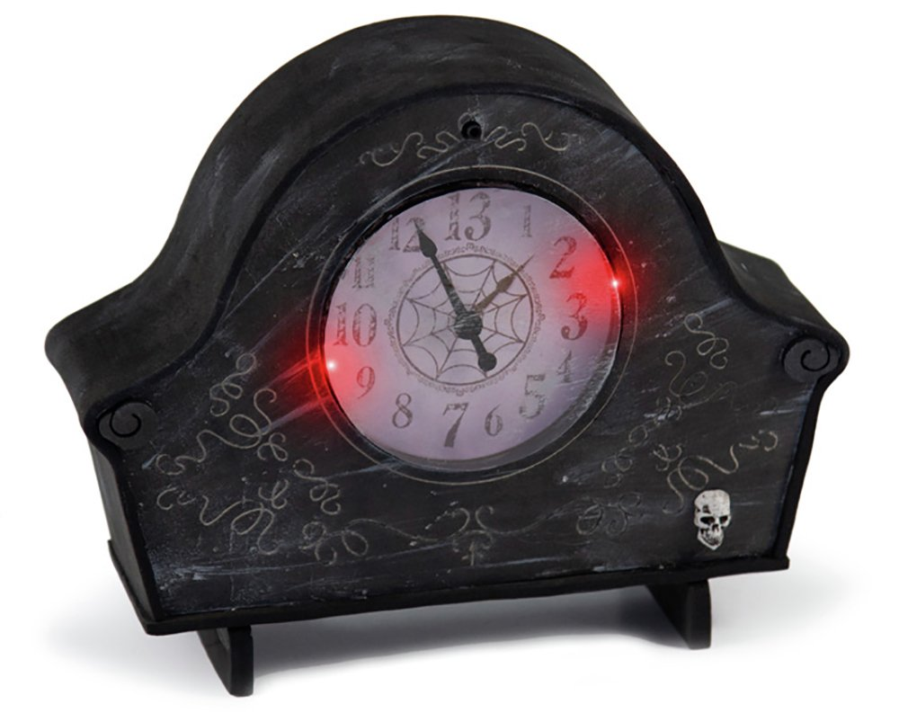 Premier Decorations Animated Spooky Clock